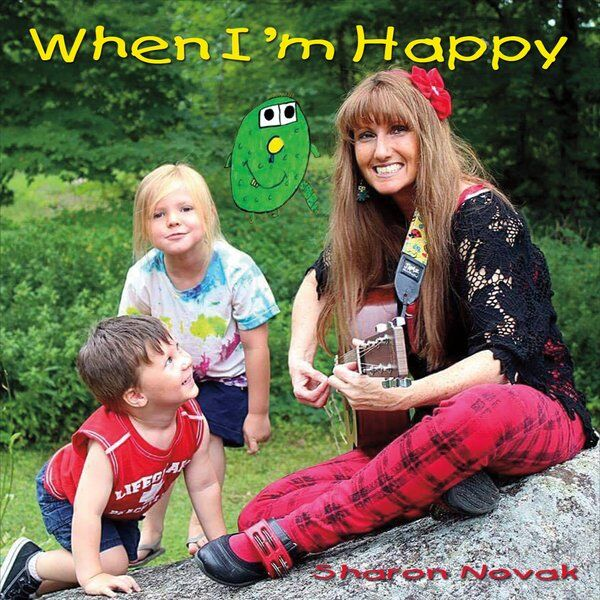 Cover art for When I'm Happy